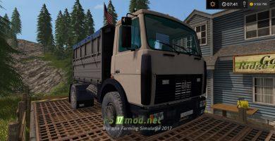 MAZ-5551 Alpha для Farming Simulator 2017