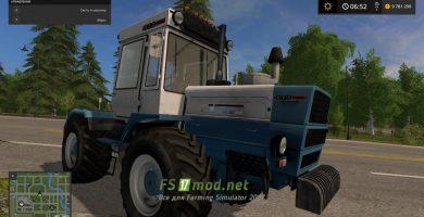 ХТЗ Т-200К для Фермер Симулятор 2017