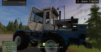 Фото мода трактора ХТЗ Т-200К