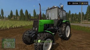 МТЗ-1025 для Farming Simulator 2017