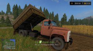 ГАЗ-53 для Фермер Симулятор 2017