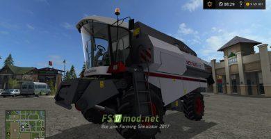Ростсельмаш Вектор 410 для Фермер Симулятор 2017