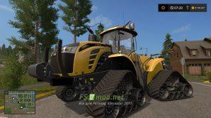 CHALLENGER MT900TRAC для игры Farming Simulator 2017