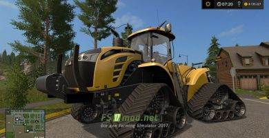 CHALLENGER MT900TRAC для игры Farming Simulator 2017