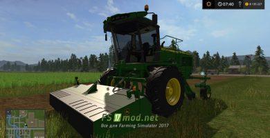John Deere W260 mods FS 2017