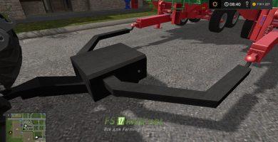 The Thing для Farming Simulator 2017