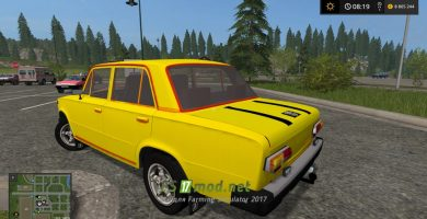 vaz-2101 mods