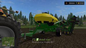 Мод John Deere 1890/1910 для Farming Simulator 2017