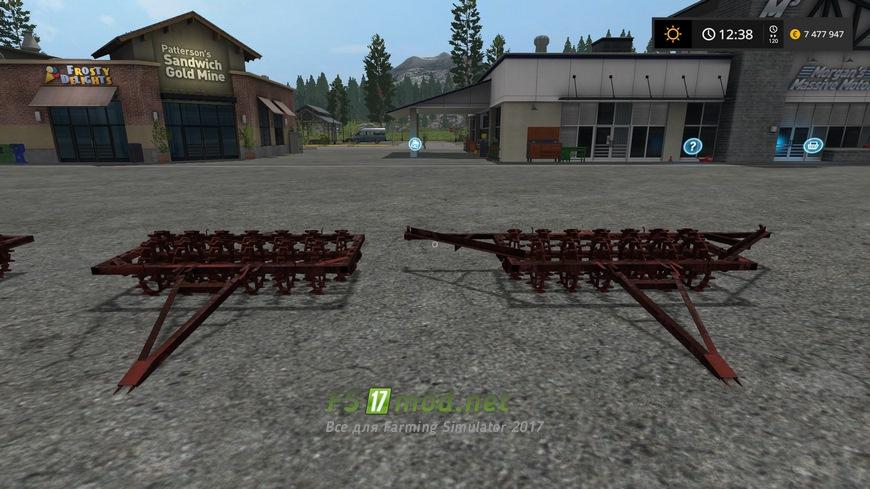 моды для farming simulator 2017 полольники