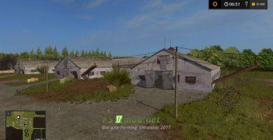 Ферма на карте Черкащина