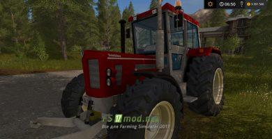 Мод трактора Schlueter 1500 TVL