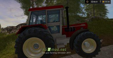 Трактор Schlueter для игры FS 2017
