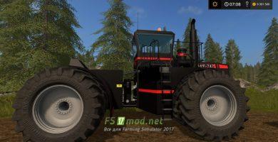 Мод «BIG BUD 747» для Farming Simulator 2017