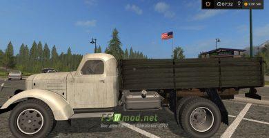 ZIL-164 mods