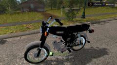 Мотоцикл SIMSON S 51 E для игры FS 2017