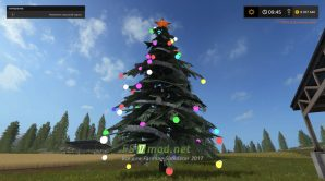 Placeable Christmas Tree