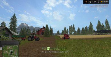 Мод на времена года для игры Farming Simulator 2017