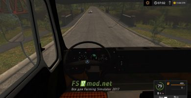 MB NG KIPPER для Farming Simulator 2017