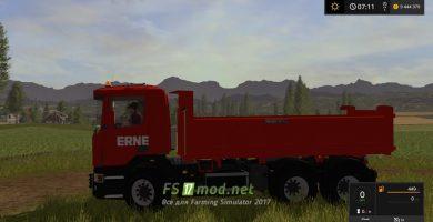 Мод грузовика Scania P420