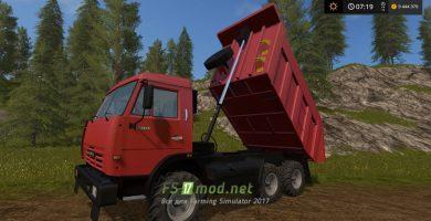 KamAZ-65115 mods FS 2017