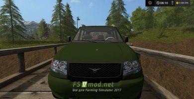 Скриншот мода УАЗ 316