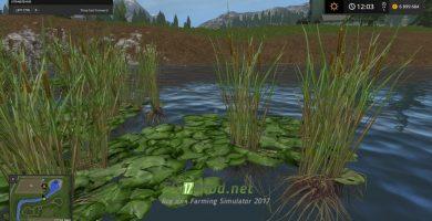 Мод на лучшие текстуры для Farming Simulator 2017