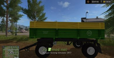Мод ПТС 4 для Farming Simulator 2017