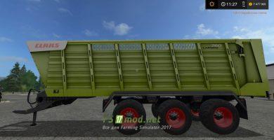 Claas Cargos 700