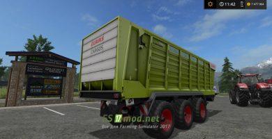 Мод пак Claas Cargos 700