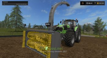 Мод погрузчика Silage Cutter