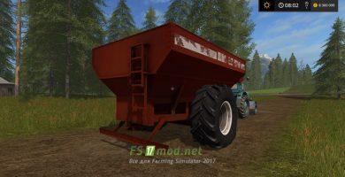 Мод «Дон 20» для игры Farming Simulator 2017