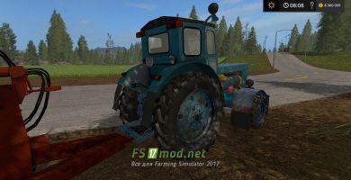 Фото мода трактора Т-40 АМ