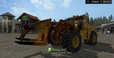 Фронтальный погрузчик K-701 PKU для игры Farming Simulator 2017