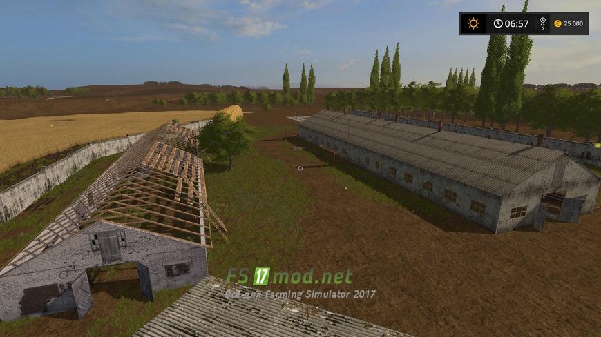 Как сделать карту для farming simulator 2017 371