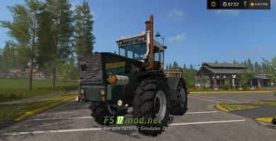 RABA STEIGER 320 для Farming Simulator 2017