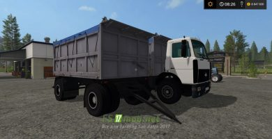 МАЗ-5551  для Farming Simulator 2017