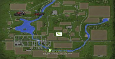 «Телепорт техники» для Farming Simulator 2017