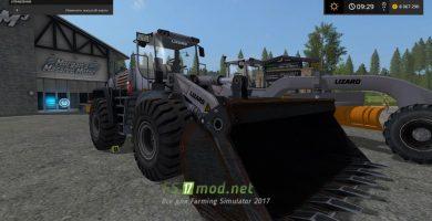 Lizard G520 для Farming Simulator 2017