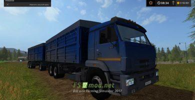 КамАЗ-65221 для FS 2017