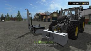 """""""Röwer system"""" для Farming Simulator 2017"""