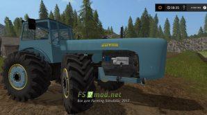 Трактор Dutra для игры Farming Simulator 2017