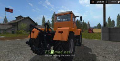 Мод огромного трактора ХТА 220-2