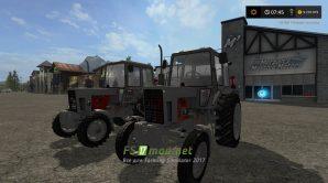 МТЗ-80 и МТЗ-82 для Farming Simulator 2017