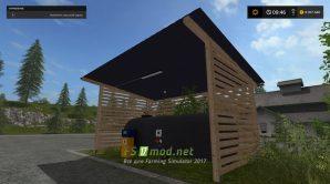 Мод Gas Station для FS 17
