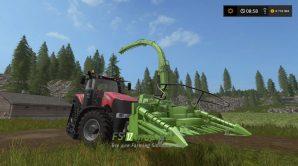 Мод фуражного комбайна Poplar Harvester для FS 17