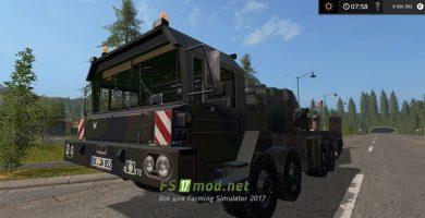 Army Truck для FS 17