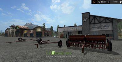 ASTRA SZT 3.6 для FS 17