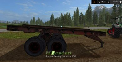 PRT 10 With Autoload для FS 17