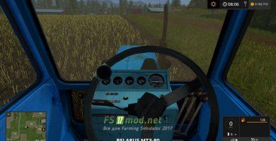Mtz 80 mods