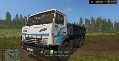 КамАЗ-5320 для Farming Simulator 2017